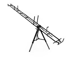 Grue Jib Kessler Crane Kc12 With Extension Kc18 Full Package With Tripod / Head