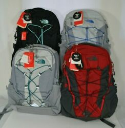 The North Face Borealis School Backpack Womens Laptop Bag Daypack TNF Choose NWT