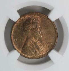 1909 S VDB Lincoln Wheat Cent NGC MS64RB Key Date - DoubleJCoins - 2007-68