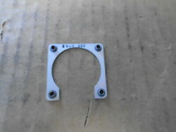 1 Ea Nos Bell Helicopter Electrical Connector Retaining Plate P/n S900-20c