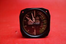 Aircraft Inst. Manifold Pressure Gauge And Fuel Flow Indicator Pn B356-3