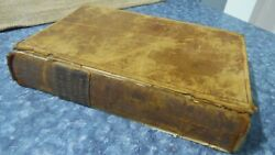 X/rare Book 1833 Commentaries On The Constitution Us Joseph Story 1st Ed Vol 1