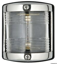Osculati Utility 85 Stainless Steel 225 Degrees Bow White Navigation Light 12v