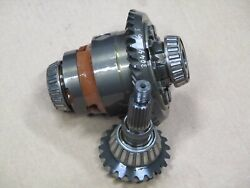 John Deere 2355 Diffential Assembly With Ring And Pinion Al38089