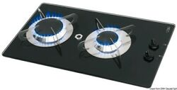 Can 2-burner Gas Cooktop 500 X 300 Mm