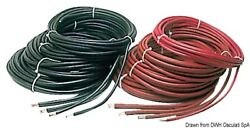 Osculati 24m Roll Of 16m Copper Black Battery Cable 250a