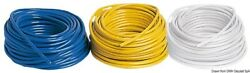 50m Roll of Sea Water Resistant Tripolar White Power Cable 32A 220V Osculati