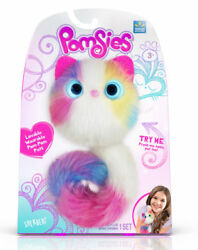 Pomsies Sherbert Pet Interactive Toy - 50 Sounds/reactions Exclusive In Hand