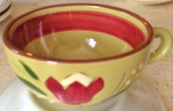Stangl China Magnolia Pattern Tea Or Coffee Flat Cup Cup-only 1950andrsquos To 1970andrsquos