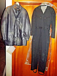 JET LI'S & JASON STATHAM'S  (screen used costumes) from - THE ONE