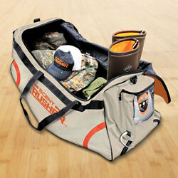 Scent Crusher 59412-RB Ozone Scent & Odor Eliminating Roller Duffle Gear  Bag