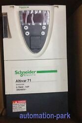 Used 1 Pc Schneider Inverter Atv71hd45n4z Tested In Good Condition