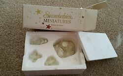 Dept. 56 Snowbabies Miniature You Can't Find Me 76376 Pewter New