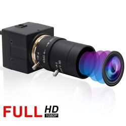 1080p 30fps/60fps/120fps Uvc Industrial Usb Webcamera For Androidwindowslinux