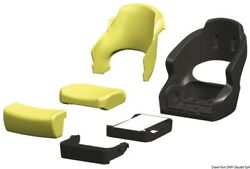 Attwood Aergo Seat Kit With Plastic Bucket Pivoting Front Part Coverable Padding