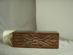 Vintage Avon Pipe Full Tai Winds After Shave NIB