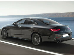 Amg Cls53 Coupe Boot Trunk Spoiler Genuine Amg Models From 2018 Onwards