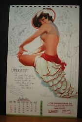 Withers Calendar Page September 1959 Uruguay Speaks Fertility Climate Minerals