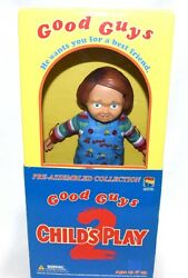 Chucky Childs Play 2 Good Guy Pre-assembled Doll 9.5 Inch Figure Medicom Unopen