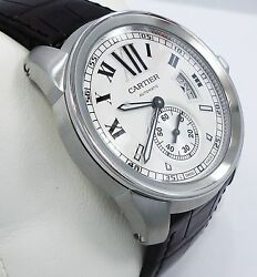 Calibre Automatic Stainless Steel Papers Ref W7100037 Mint