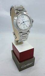 Pasha C Automatic 35mm Stainless Steel Mint Condition Ref 2475