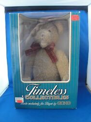Timeless Collectibles - Gund Bear - Made Exclusively For Target - New In Box