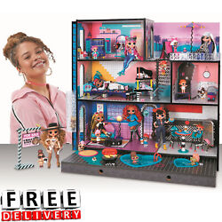 Girl Doll House 85+ Lol Surprise Little Girl Dream House Townhouse Fun Play