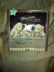 Yuengling And Son Tin 1st And Only Signature 180 Anniversary Date