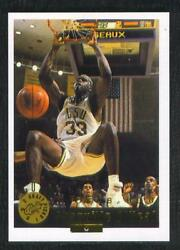 1992 Classic Gold 1 Shaquille Oneal Rookie 1 Of 8500  Mint