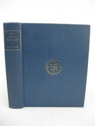 Pisanus Fraxi Notes On Curious And Uncommon Books Pub. Privately C. 1927