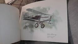 United Airlines Collector Nixon Galloway Print Litho Douglas M-3 1927-1928 Plane