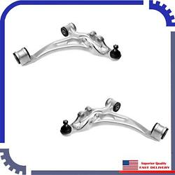 2Pcs New Control Arm Front Left&Right Lower Fits 1993-1995 Mazda RX-7 Touring