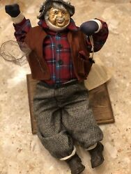 Vintage Timeless Collectibles By Bouquet Gus Griswald Fisherman Extraordinaire