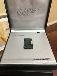 Rare St Dupont 007 Limited Edition