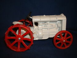 Vintage Fordson Diecast Toy Tractor