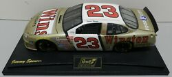 Jimmy Spencer 1/18 Winston Lights Food City Pa 23 Mag Lite Revell Ford Taurus
