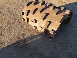Volvo 54 Compactor Padfoot Covers- Excellent Condition- Shipping Available