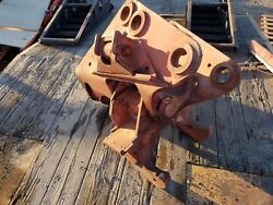 Wain Roy Tilt Attachment For Large Excavator- Good Condition- Shipping Available