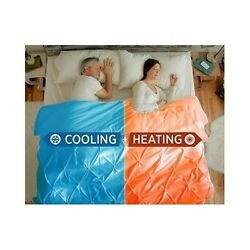 Bed Heater Cooler Sheet Warmer Air Comforter Climate Control Beds Heating Double