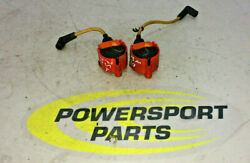 73 74 75 76 77 Mercury Force Mariner 25 35 Motor Ignition Coil Set Of 2