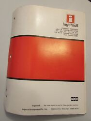 Case/ingersoll Parts Catalog Compact Tractor Model 108, 111, 112, 114, And 116