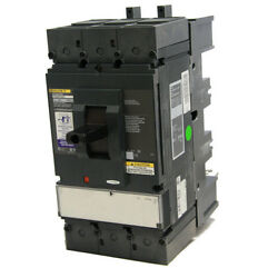 Square D Lln36000s40xabso Powerpact Plug In Molded Case Switch 400a 600v Ll400