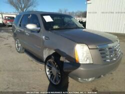 Trunk/Hatch/Tailgate With Rear View Camera Opt UVC Fits 07-08 ESCALADE 316788