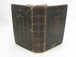 The Holy Bible 1770 T. Wright And W. Gill Oxford Leather Old And New Testament