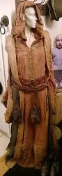 screen used Legend of the Seeker Bruce Spence Zeddicus Zu'l Zorander costume