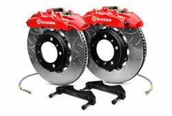 Brembo GT BBK 4-piston Rear for 2015+ BMW M3 F80 and 2015+ BMW M4 F82 2P3.9044A2