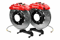 Brembo Gt Bbk 8pot Front For 2000-06 Chevy / Gmc 1500 Trucks And Suvs 1g3.9001a2