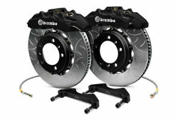 Brembo Gt Bbk 6-piston Front For 2001-2002 Dodge Viper Rt-10 And Gts 1m3.8018a1