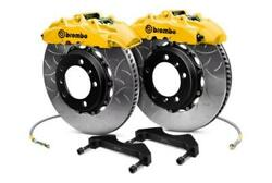 Brembo GT BBK 6pot Front for 2006-11 GS-Series / 2006-13 IS250 IS350 1M3.8031A5