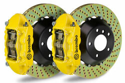 Brembo GT BBK 4-piston Rear for 2015+ Mustang GT and V6 and EcoBoost 2P1.9045A5